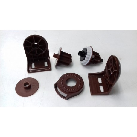 Mechanizm do rolety fi 23,8-24 mm