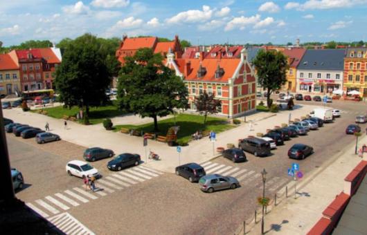 Domero w mieście Starogard Gdański