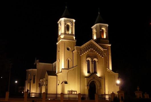 Symbol Zambrowa parafia św. Trójcy. Tam też znajdziecie produkty domero.pl