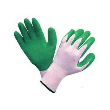 Rękawice powlekane lateksem