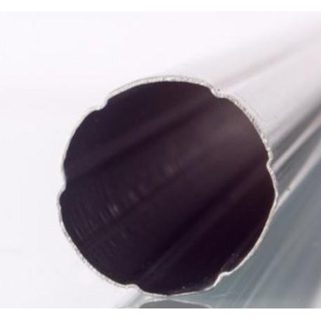 Rura stalowa do rolet materiałowych fi 17