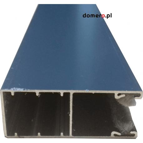 Wspaniały Prowadnica do rolety zewnętrznej w kolorze antracyt 148cm • domero.pl BT59