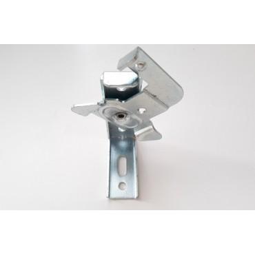 Uchwyt do żaluzji 50 mm - metalowy