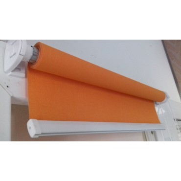 Roleta mini 56 x 100 cm ara orange
